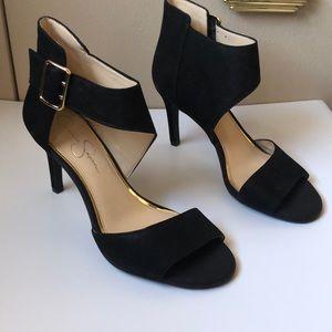 Jessica Simpson  high heels sandals , size 8.5